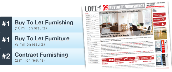 Buy To Let Furnishing