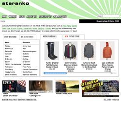 Steranko Case Study